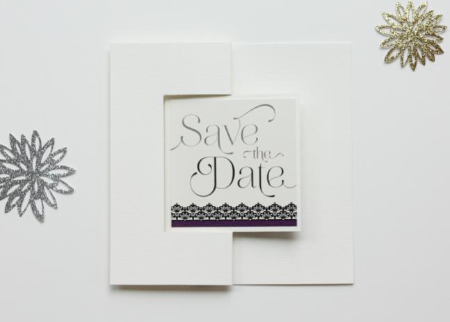Megan + Adam Save the Date