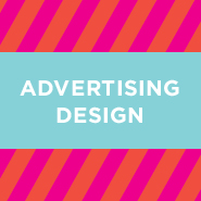 Advertising Design—web ads or print, we've got you covered!